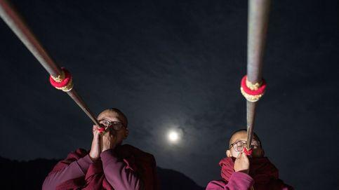 Celebración del Drubchen Puja en Katmandú