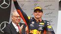 Verstappen triunfa y Carlos Sainz acaricia el podio en la carrera más loca del año