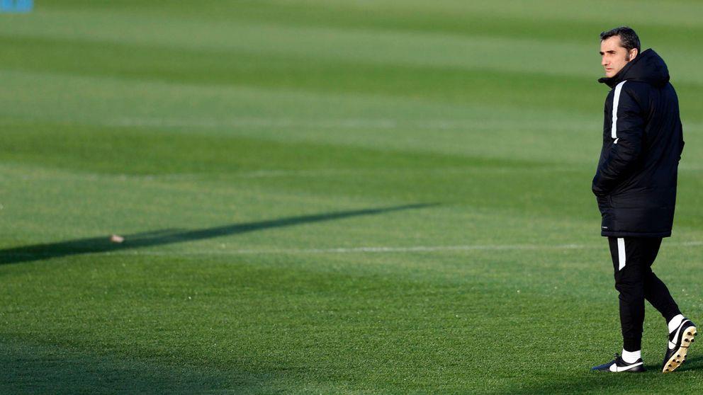 Las negaciones de Valverde al Barcelona (y la decisión influyente de Messi)