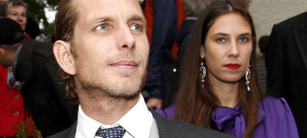 Andrea Casiraghi y Tatiana esperan su segundo hijo según publica la prensa italiana
