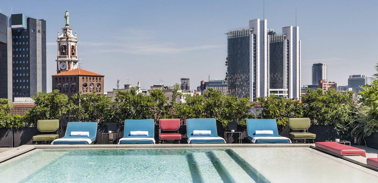 Tendencias cinco terrazas alrededor del mundo donde for Toldos para terrazas en azoteas