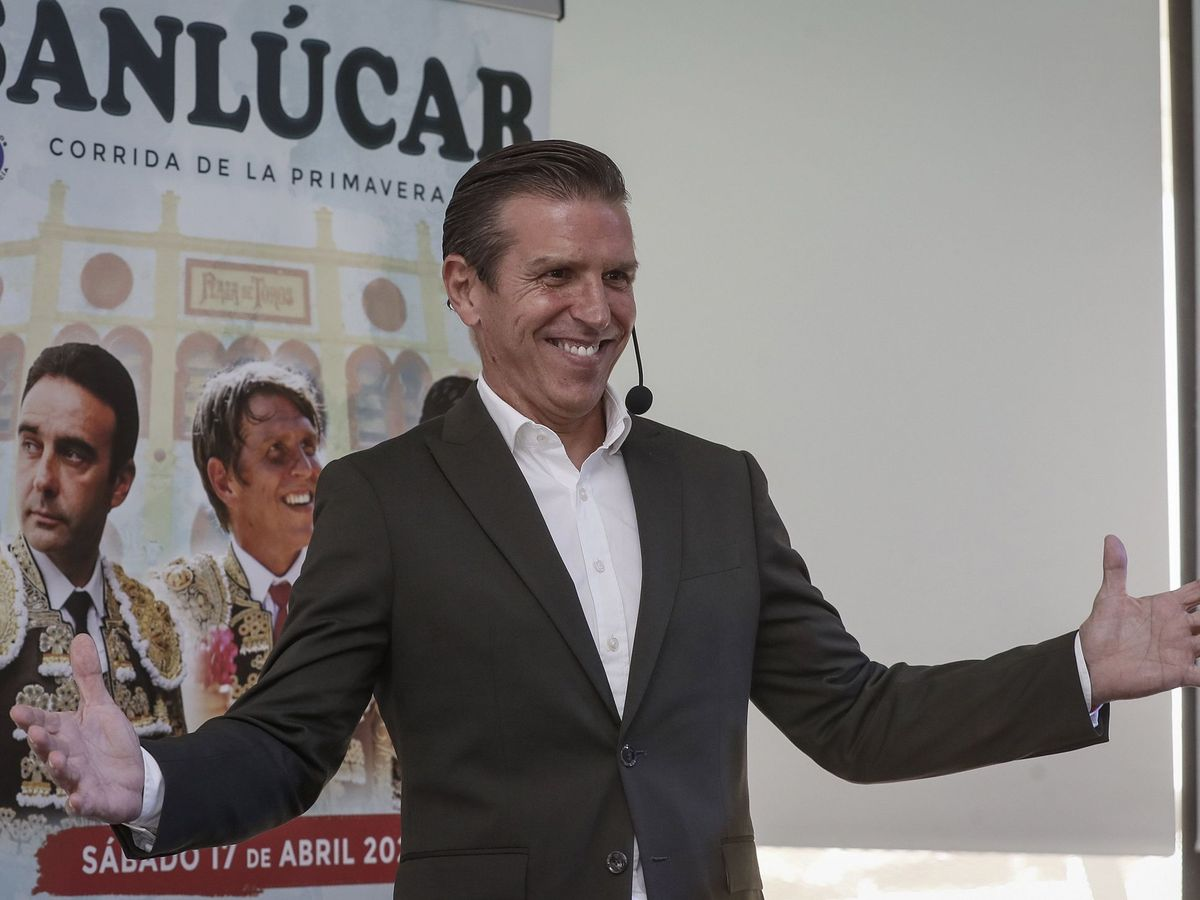 """Foto: Manuel Díaz """"El Cordobés"""" regresa a los ruedos. (EFE)"""