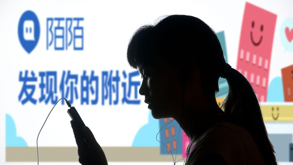 Sexting in china