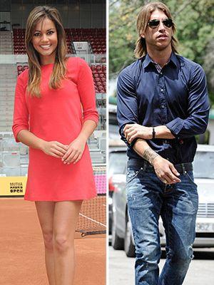 Sergio Ramos y Lara Álvarez retoman su relación