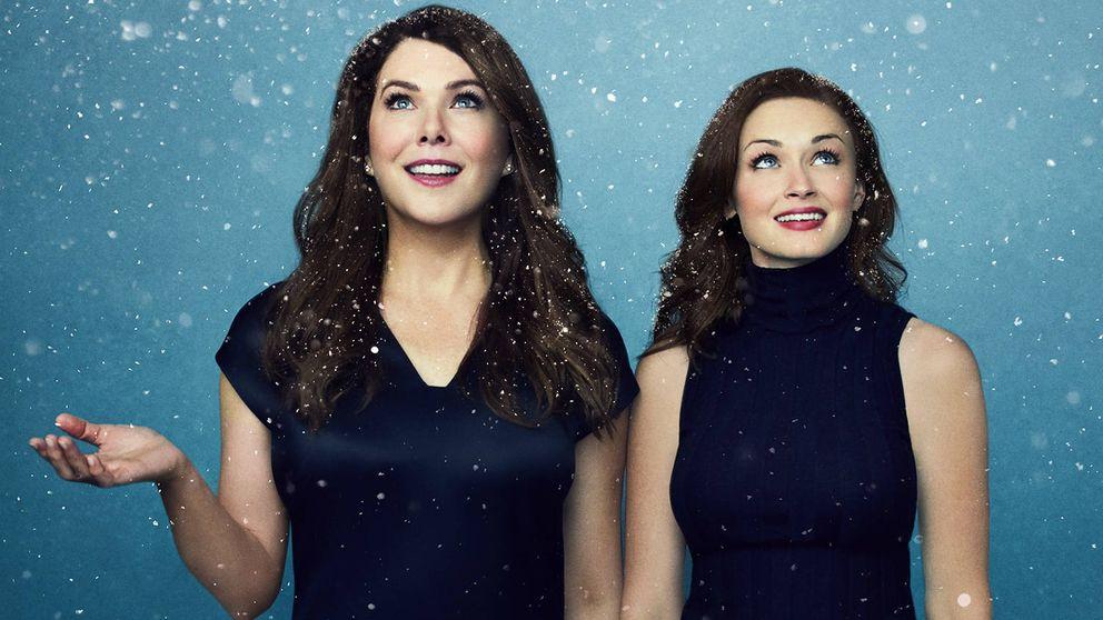 Pósteres oficiales de la miniserie 'Las 4 estaciones de las Chicas Gilmore'