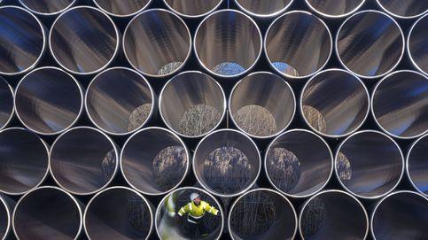 Construcción del gasoducto de Nord Stream