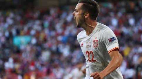 España es una bendita locura: hace lo mejor y lo peor para eliminar a Croacia (3-5)