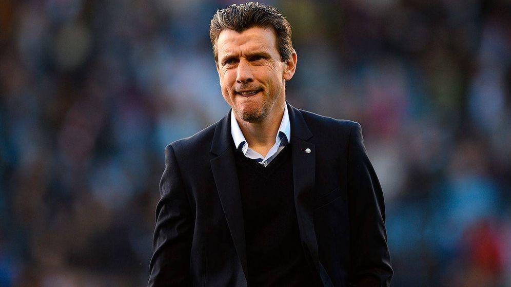 Foto: Unzué, durante su época como entrenador. (Reuters)