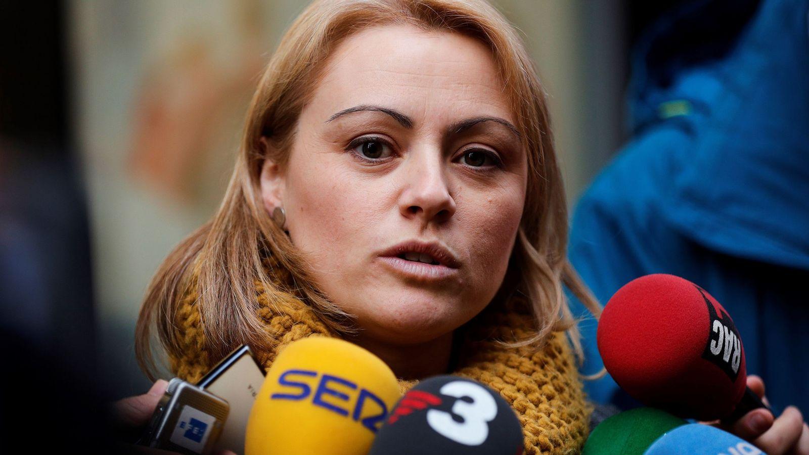 Foto: La portavoz del PDeCAT, Maria Senserrich. (EFE)