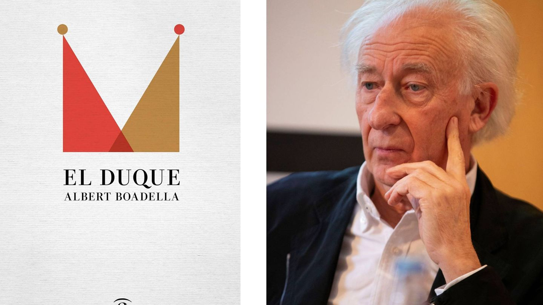 Albert Boadella y su nuevo libro. (EFE)