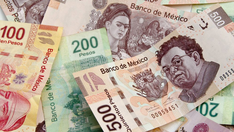 El Peso Mexicano Ha Sido Una De Las Divisas Más Volátiles Durante La Carrera Elect Estadounidense Llegando Incluso A Alcanzar Mínimos Históricos
