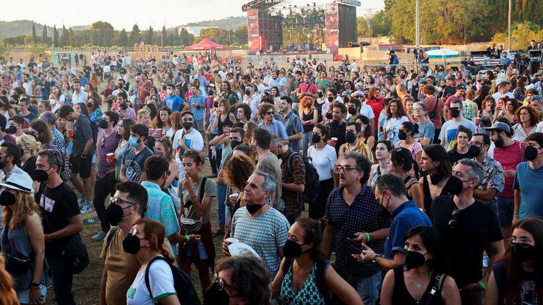 Festival Vida celebrado estos días en Vilanova i la Geltrú. (EFE)