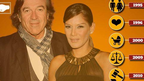 Reconstruimos la relación de Pepe Navarro e Ivonne Reyes paso a paso