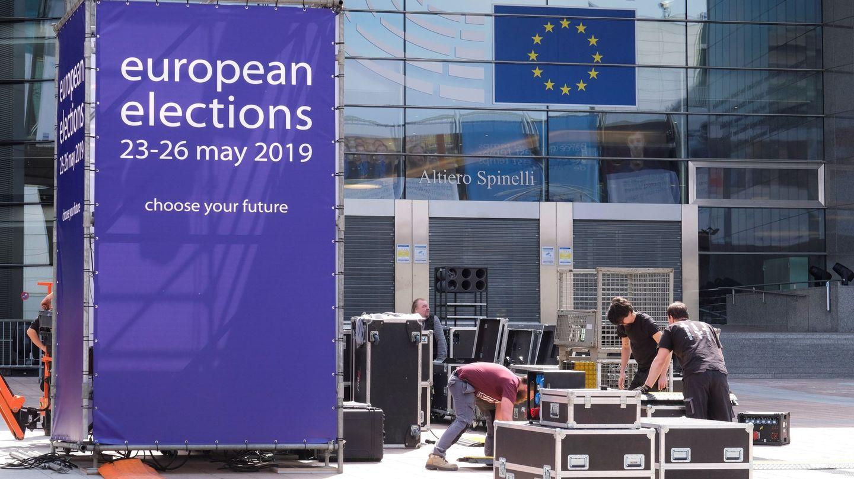 Elecciones europeas. (EFE)