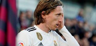 Post de El mosqueo de Modric con Solari, ¿por qué le cambia todos los partidos?