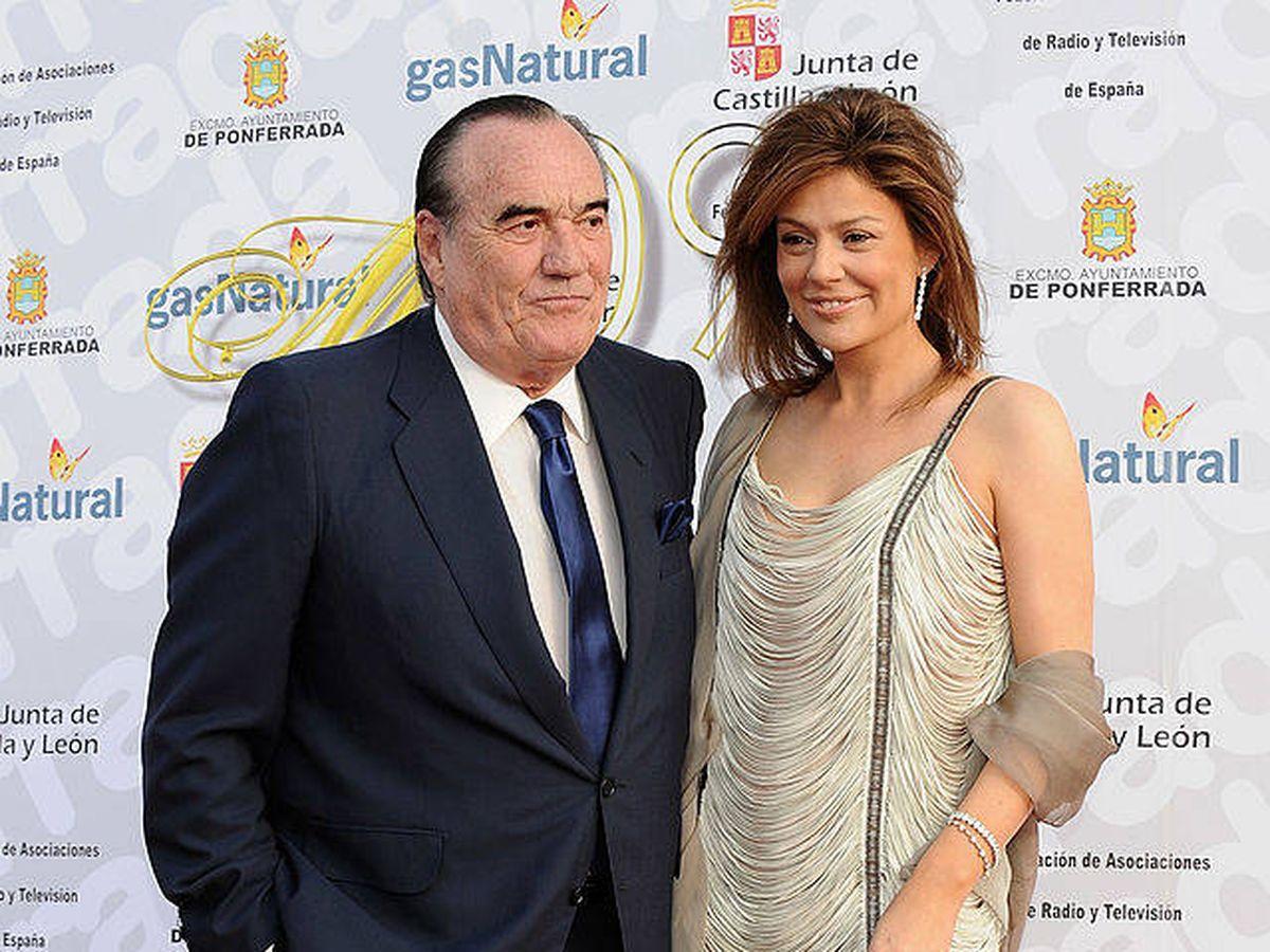 Foto: Fernando Fernández Tapias y Nuria González en una imagen de archivo. (Getty)