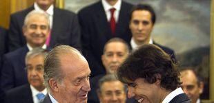 Post de La fidelidad del rey Juan Carlos a Nadal a lo largo de los años: su amistad en imágenes