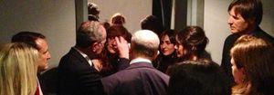 Foto: Otros Goya para José Ignacio Wert en Málaga: pulla de Aura Garrido y encontronazo con Candela Peña