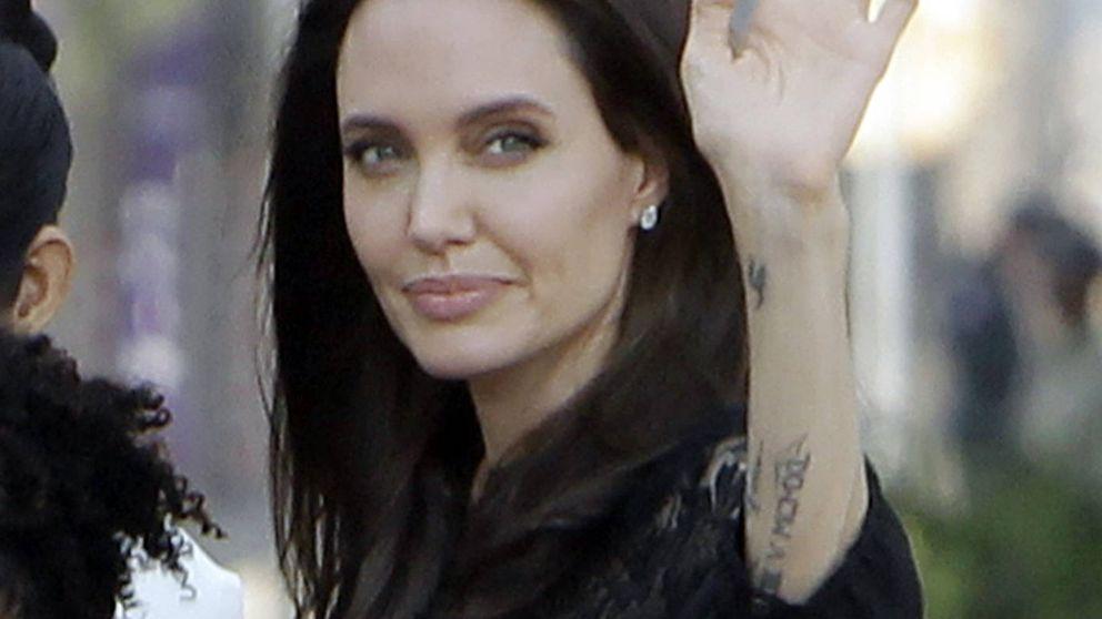Esto es lo que tiene que decir Angelina sobre Brad Pitt como padre