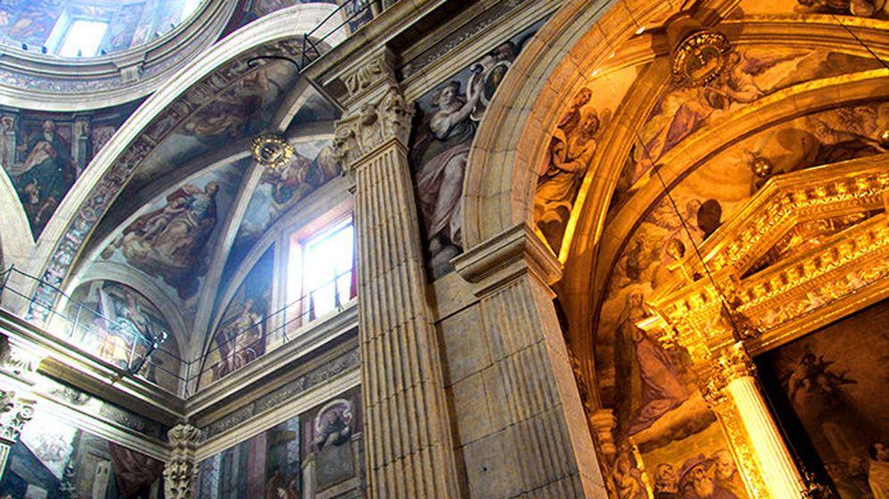 Foto: La Iglesia del Patriarca de Valencia, con sus frescos renacentistas. (Museo del Patriarca)