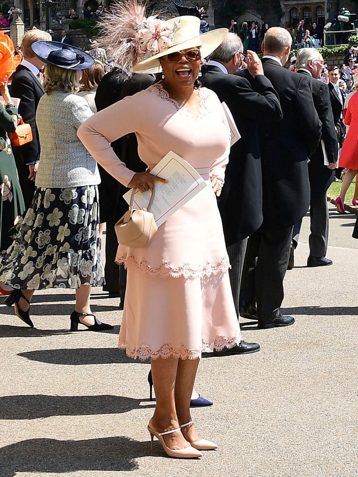 Oprah Winfrey. (Reuters)