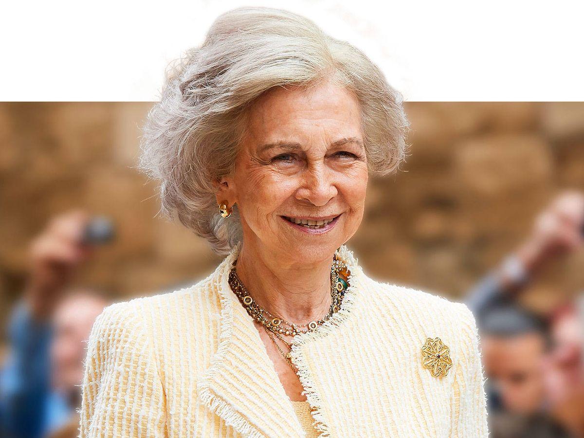 Foto: La reina Sofía, en una imagen de archivo. (Limited Pictures)