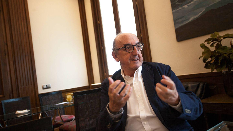 Jaume Roures. (Enrique Villarino)