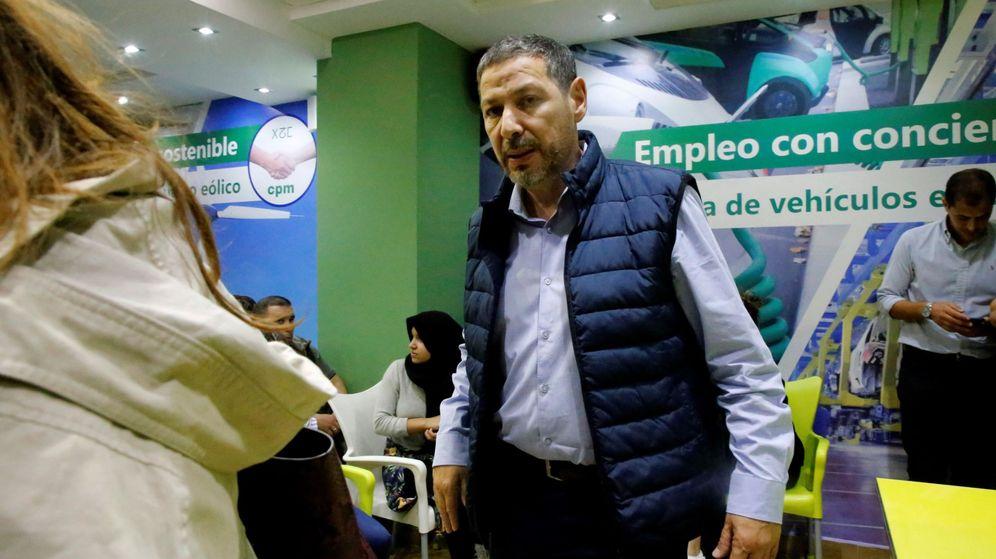 Foto: El presidente de Coalición por Melilla (CpM), Mustafa Aberchán. (EFE)