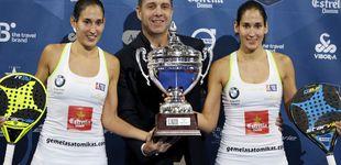 Post de Las gemelas Sánchez Alayeto dan el golpe y ganan el Master Final