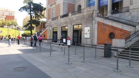 Madrid: agosto en marzo