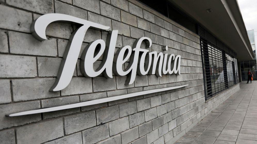 Foto: Sede de Telefónica (Reuters)