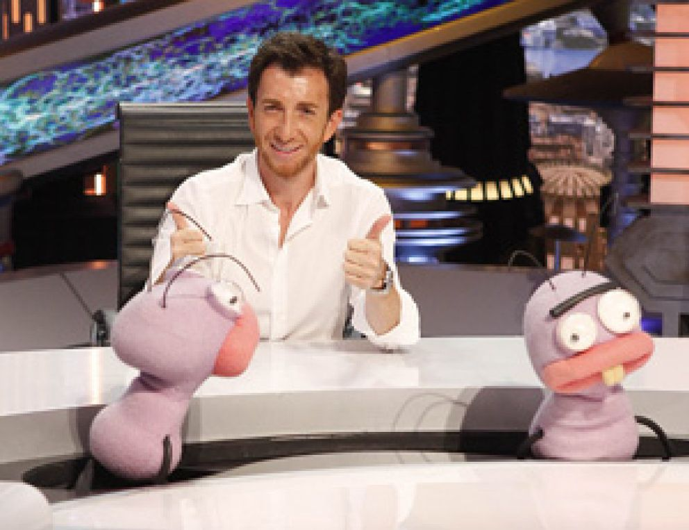 Pablo Motos se reinventa para el estreno en Antena 3 de 'El Hormiguero'