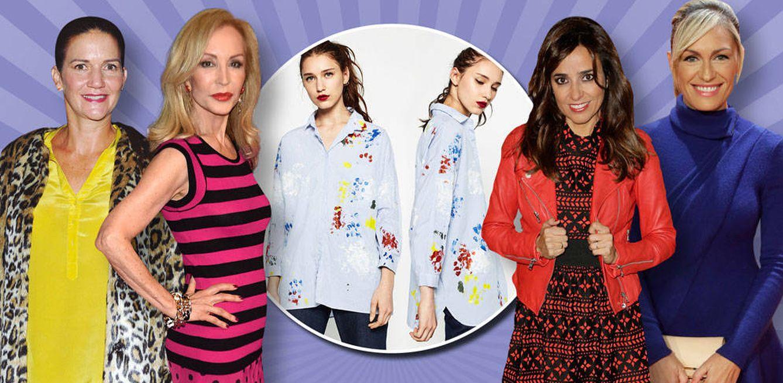 Foto: Samantha Vallejo-Nágera, Carmen Lomana, Carmen Alcayde y Luján Argüelles