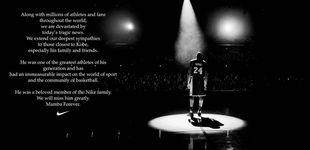 Post de Nike agota el merchandising de Kobe Bryant (y no es la única)
