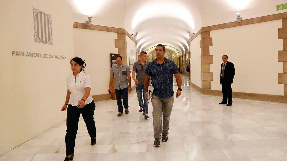 El 'agitprop' del Govern: de impedir pasar a la Guardia Civil a plegarse a su requerimiento