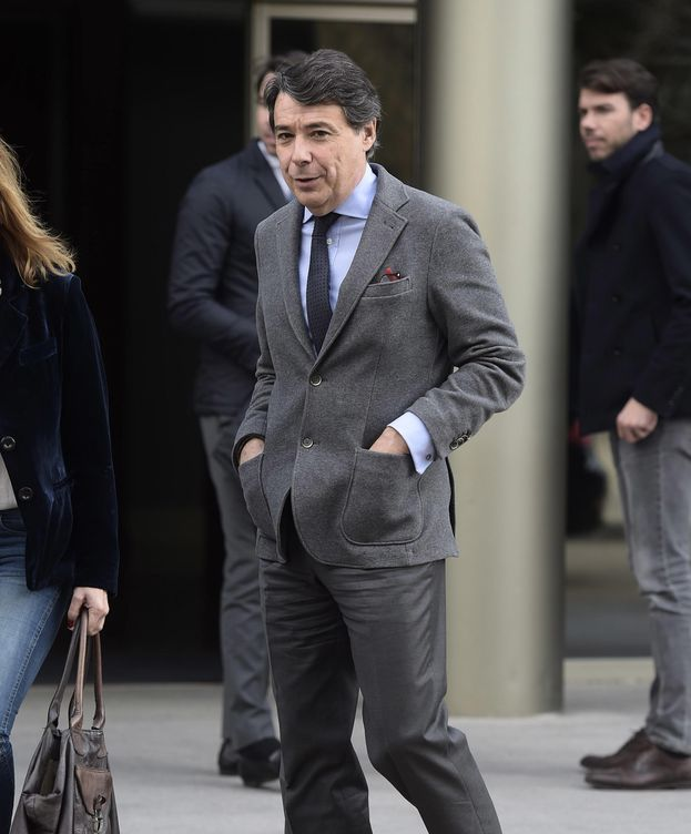 Foto: Ignacio González, expresidente madrileño. (EFE)