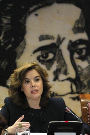 La ley antiderroche de la vicepresidenta deja en evidencia a Montilla y Antich