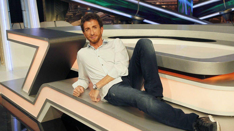Pablo Motos, en su segundo año en Antena 3. (Atresmedia)