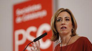 Carme Chacón, Cataluña y España