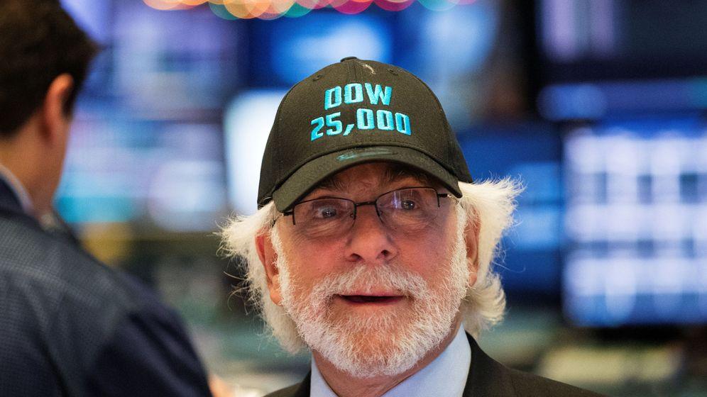 Foto: El Dow Jones conquista un nuevo máximo histórico