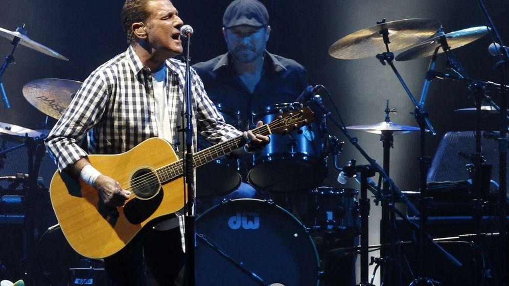 Foto: Glenn Frey en un concierto en Mónaco en 2011 (Reuters)