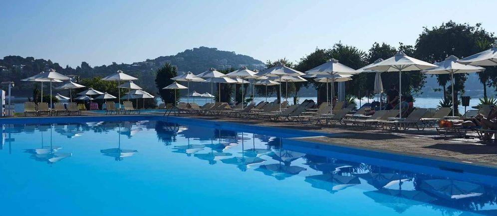 Foto: Imagen de uno de los hoteles adquirido por HIP en Corfú (Grecia)