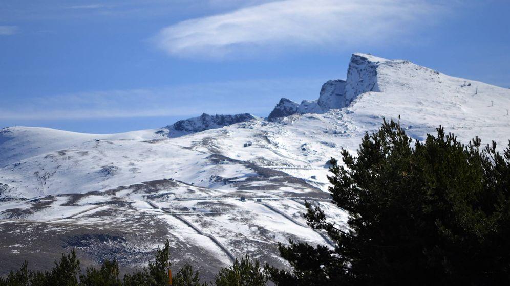 Foto: Estación de esquí de Sierra Nevada. (Holidu)