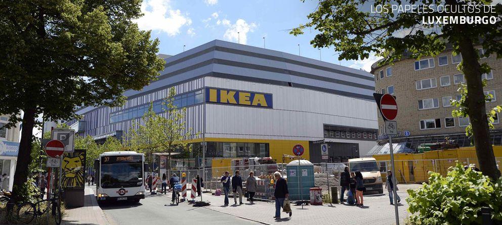 Foto: De Luxemburgo a Antillas: la red 'offshore' de IKEA para pagar menos impuestos