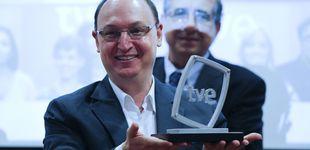 Post de Fran Llorente, el favorito del Gobierno para ser el nuevo presidente de RTVE