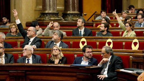 Torra convocará una mesa de diálogo con líderes catalanes el 16 de noviembre