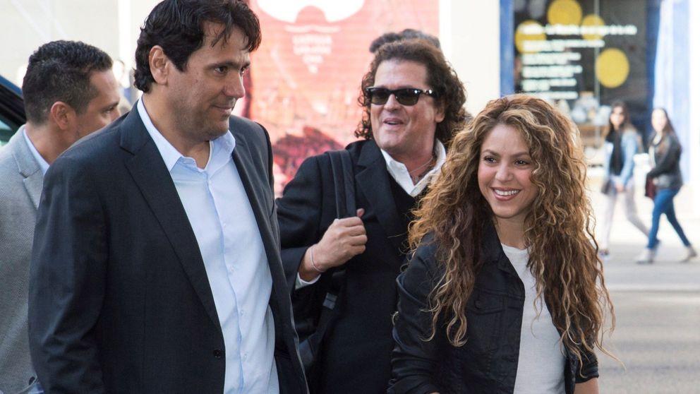 Shakira, en el juzgado por el presunto plagio de 'La Bicicleta': Es un homenaje a mi tierra