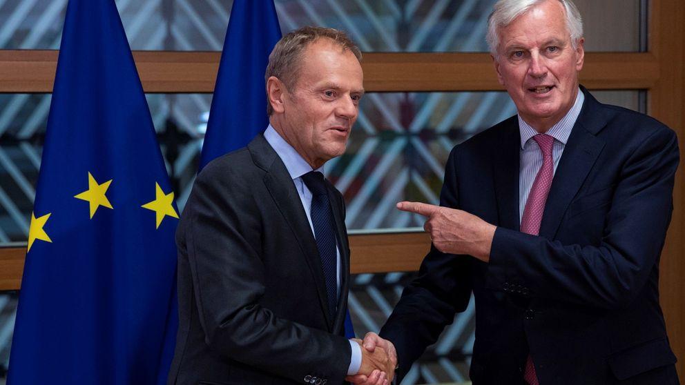 """Bruselas eleva el tono: un Brexit sin acuerdo es """"bastante posible"""""""