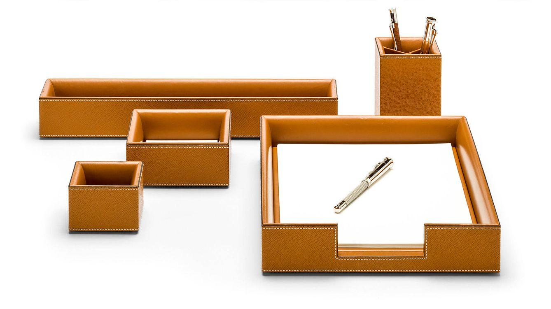 Gadgets elegancia faber castell para el escritorio - Accesorios para escritorio ...