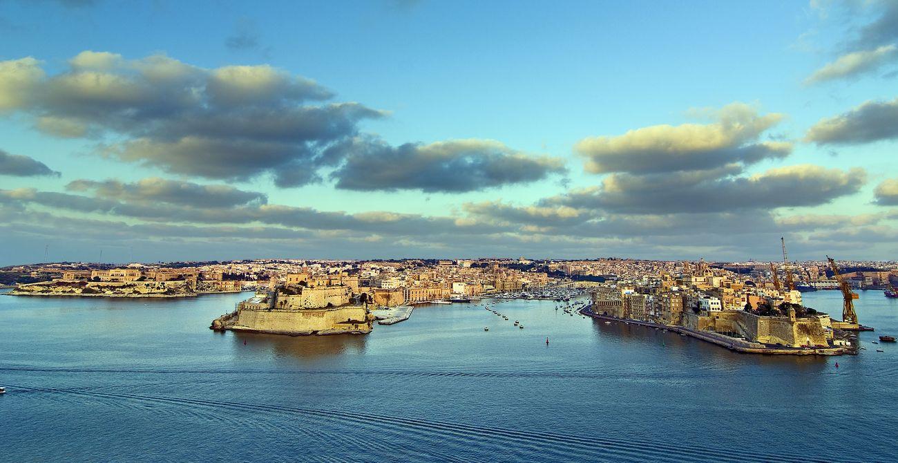 Foto: Un fin de semana en La Valetta, la capital de Malta levantada (casi) con tiralíneas